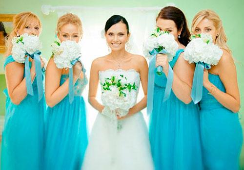 Ошибка свадьбы в стиле Тиффани