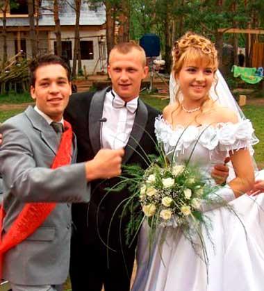 Празднуем свадьбу в частном доме