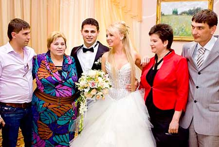 Празднуем свадьбу у себя дома