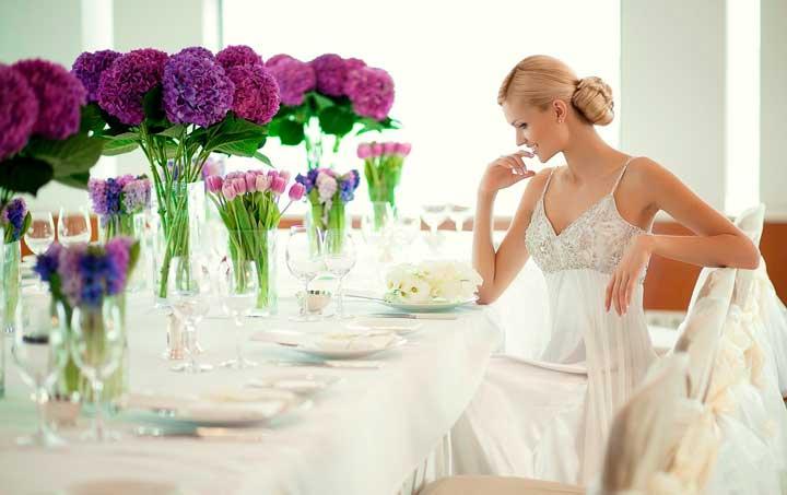Прикольный сценарий для невесты