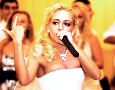 Конкурс рэпа на свадьбе