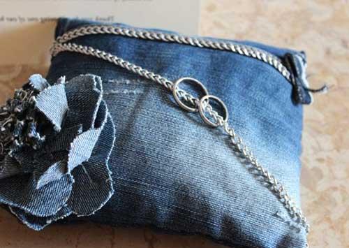 Стиль джинсовой свадьбы