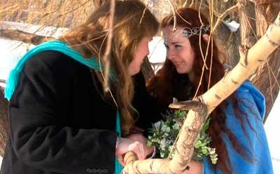 Свадьба тролей