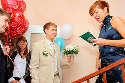 Стиль выкупа невесты в квартире у невесты