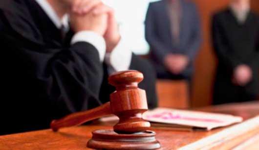 Судья и сценарий для выкупа