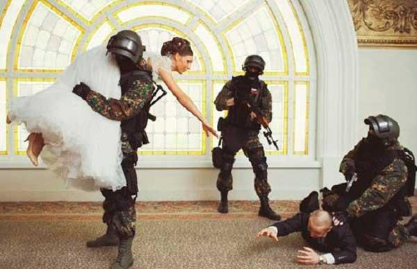 Когда воруют невесту