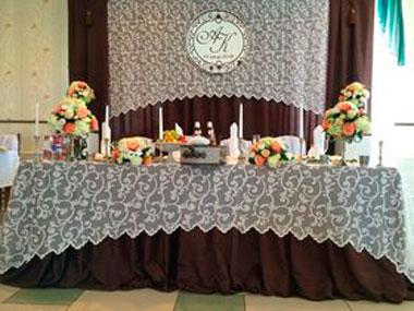 Шоколадный стиль свадьбы