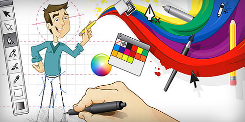 Веб анимация для проекта