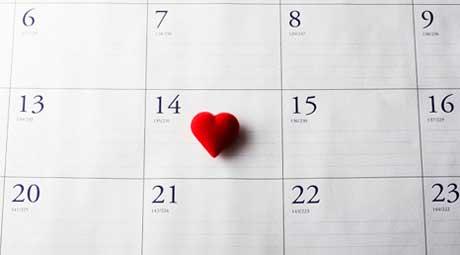 14 февраля отличный выбор