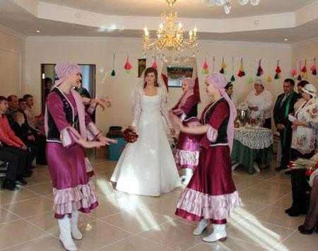 Выкуп татарской невесты