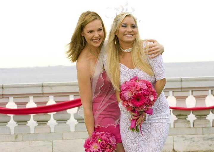 Женский образ подружки невесты