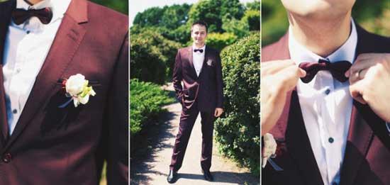 Идеальный жених на свадьбе