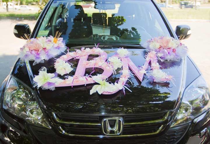 Свое авто на свадьбу?