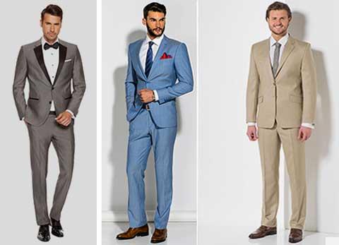 Выбор классического костюма тройки