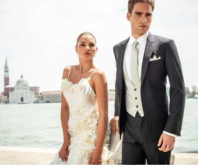Лучший костюм для жениха