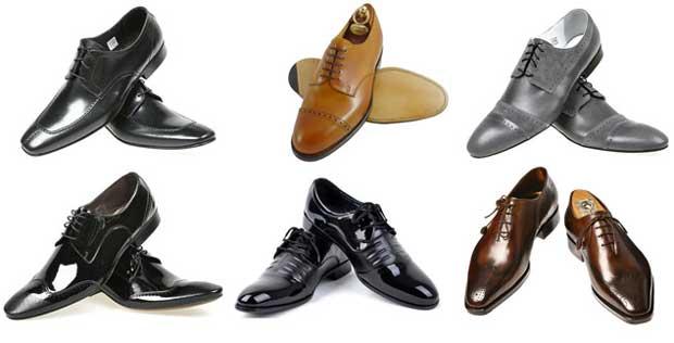 Мужская обувь на свадьбе