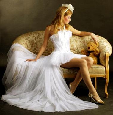 Наряд невесты на свадьбу