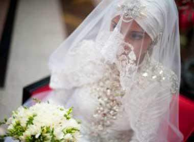 Ночь хны на мусульманской свадьбе