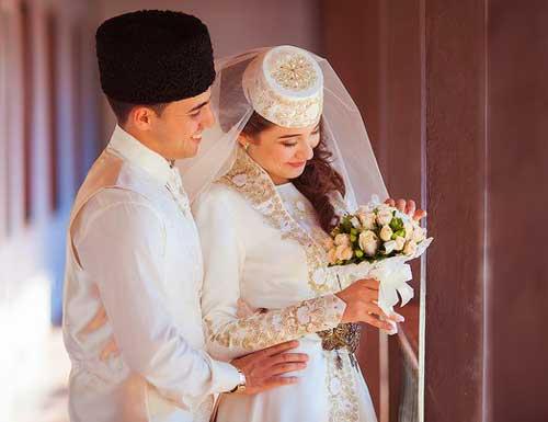 Обряд татарской свадьбы