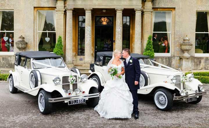 Ретро автомобиль на свадьбу