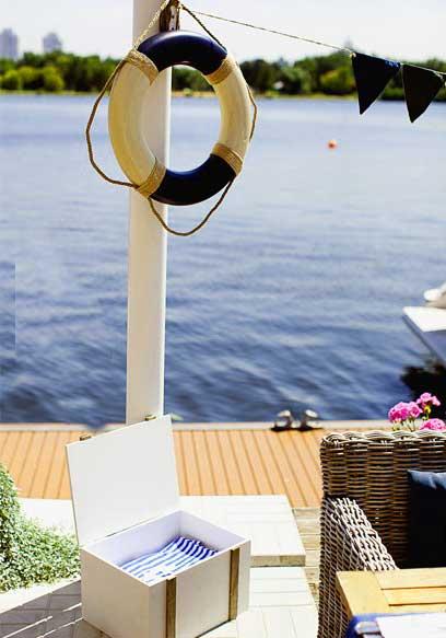 свадьба-в-морском-стиле