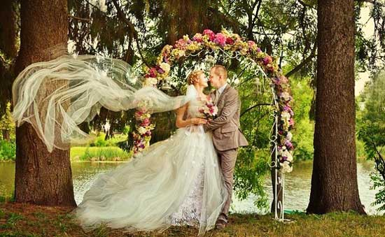 Какой стиль сказочной свадьбы выбрать