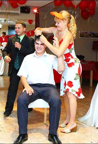 Снимите свою свадьбу и конкурсы на видео