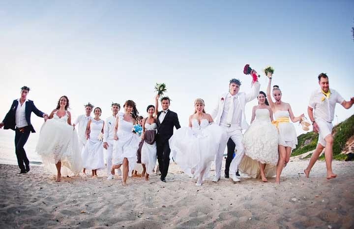 Организуем танцы на греческой свадьбе