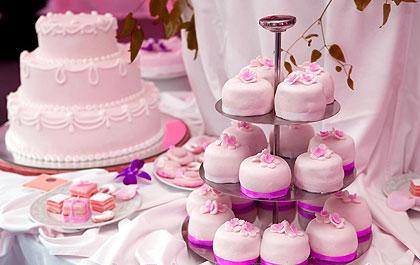 капкейки на свадьбу