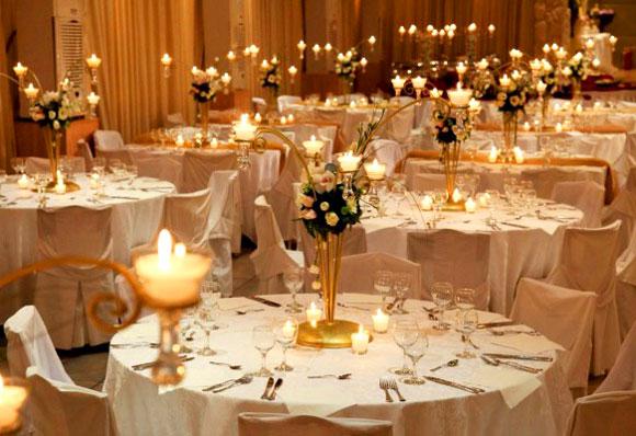 Свадебныйдекор и украшение зала