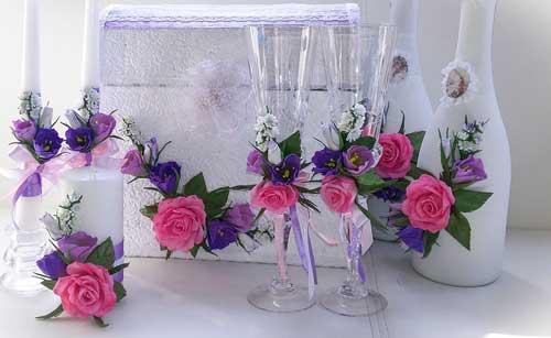 бокалы-свадебные