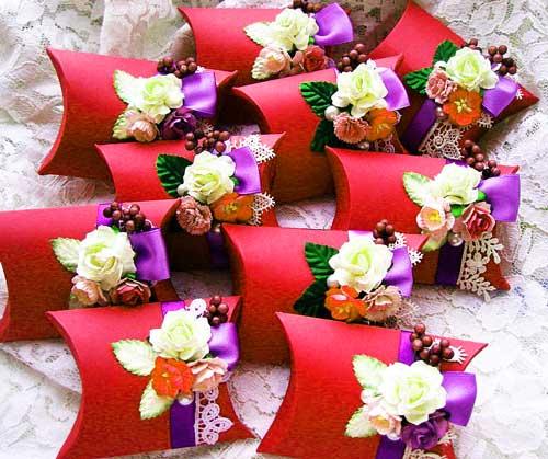 бонбоньерки-свадебные