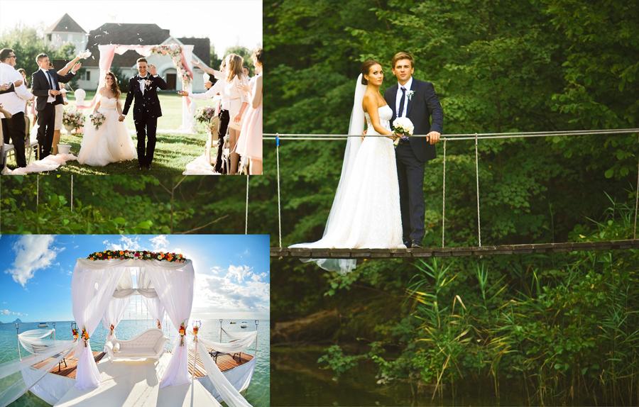 Идеи для идеальной свадьбы