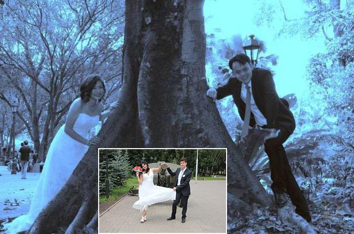Признаки плохого свадебного фотографа