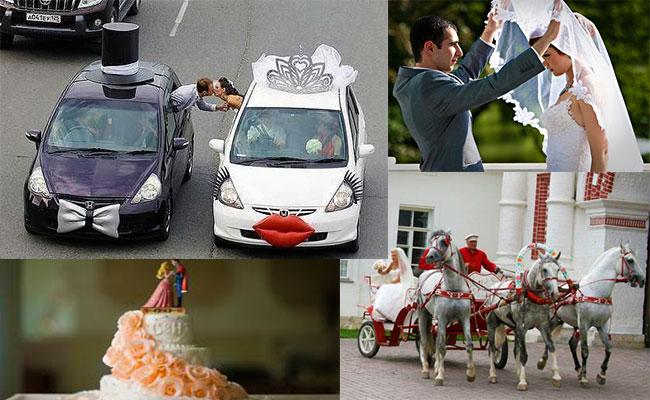 Свадебные традиции и обычаи раньше и ныне