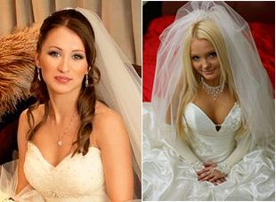 Свадебный макияж - образы