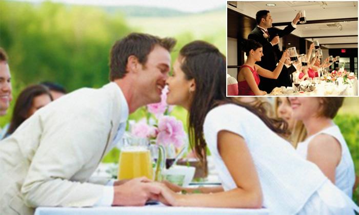 Агатовая свадьба с друзьями?