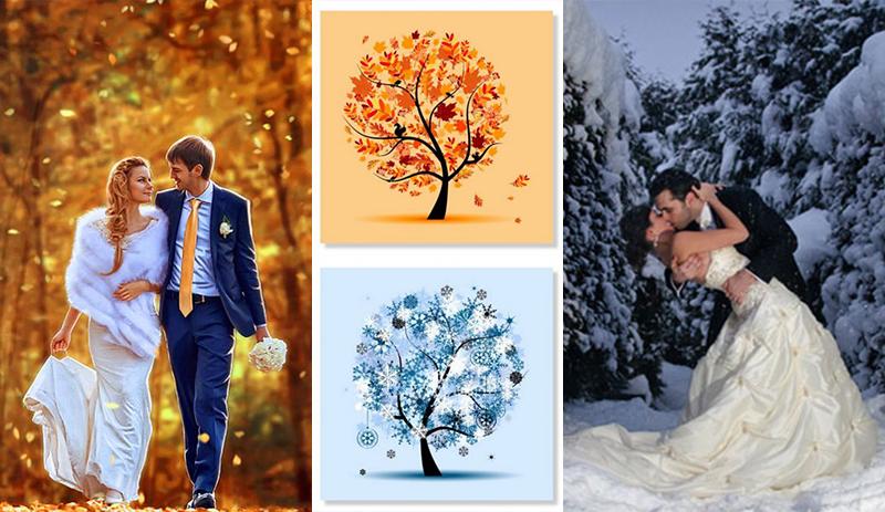 Благоприятные периоды для свадьбы
