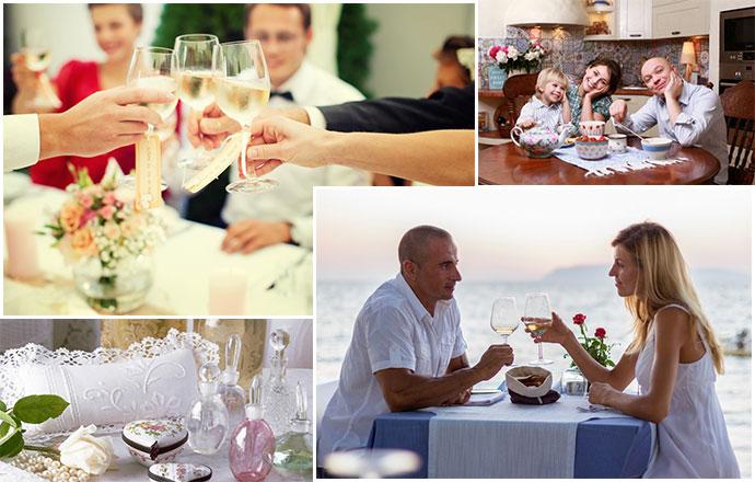 Как отметить годовщину хрустальной свадьбы?