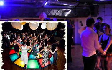 как танцевать на свадьбе