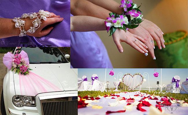 Невестины банты и дорожка невесты