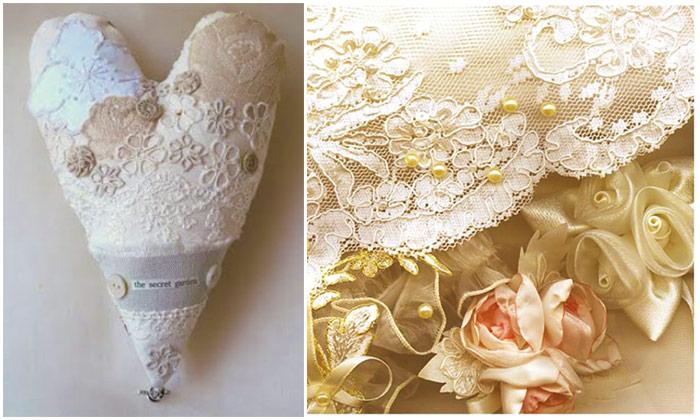 Обычаи кружевной свадьбы