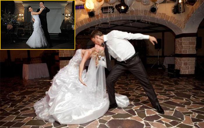 Советы - первый танец молодых