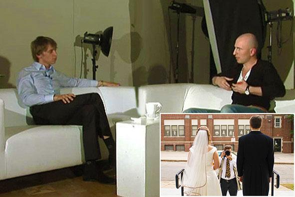 Переговоры со свадебным фотографом