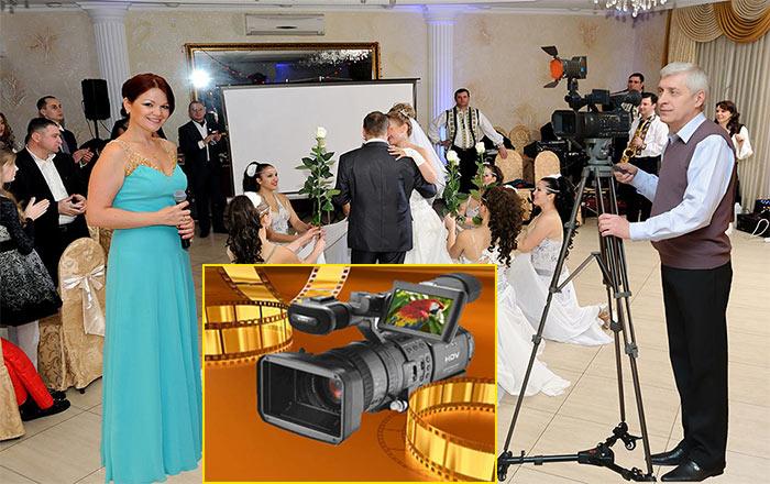 Этапы выбора банкетного зала на свадьбу