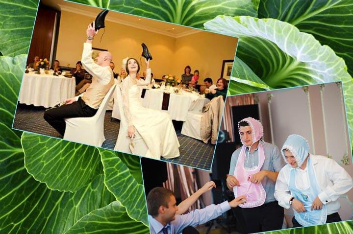 Конкурсы и традиции второго дня свадьбы
