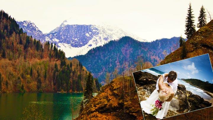 Медовый месяц в Абхазии