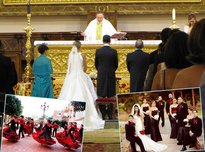 Современные испанские свадебные традиции