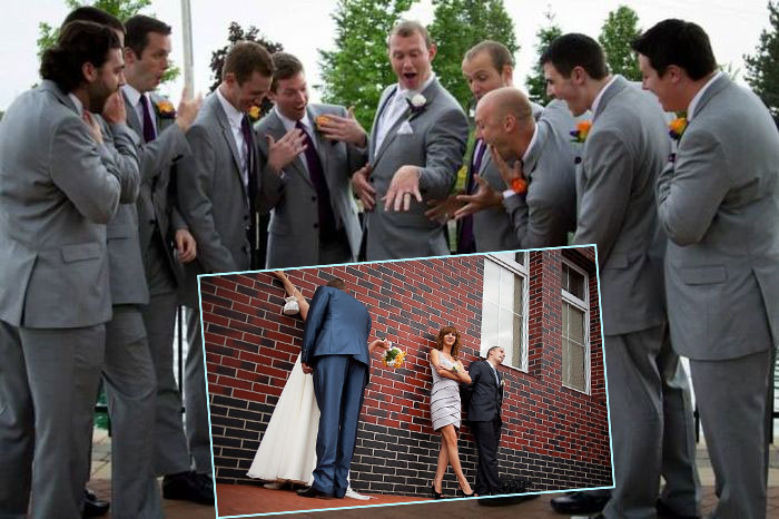 Стиль одежды свидетеля на свадьбе