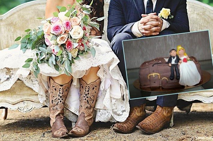 Традиции проведения кожаной свадьбы